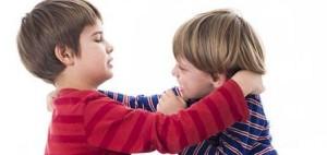 4 cosas que hacer para evitar peleas entre niños.