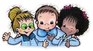 Actividades para conocer los nombres de un grupo de niños.