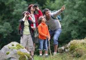 Actividades para hacer en excursión con niños.