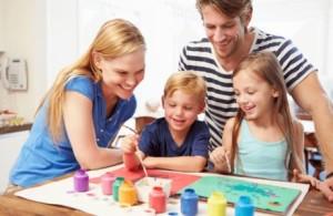 5 actividades divertidas para hacer en casa con los niños.