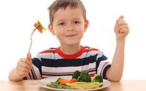 Mentes sanas en niños sanos.