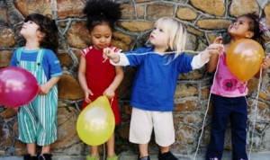 Juegos divertidos para fiestas infantiles