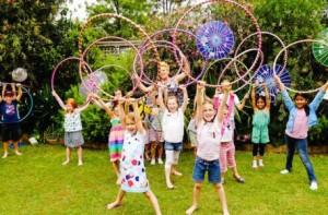 Juegos divertidos para las fiestas infantiles