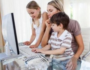Educar en el uso del internet para niños