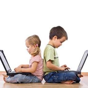 Uso del internet para niños