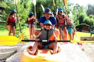 Campamentos de verano en Andalucía