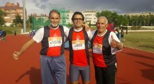 Campeonato de Madrid de Atletismo Veterano
