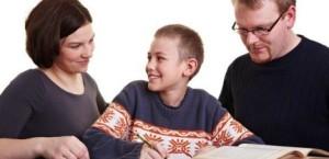 Como ayudar a tu hijo con los deberes
