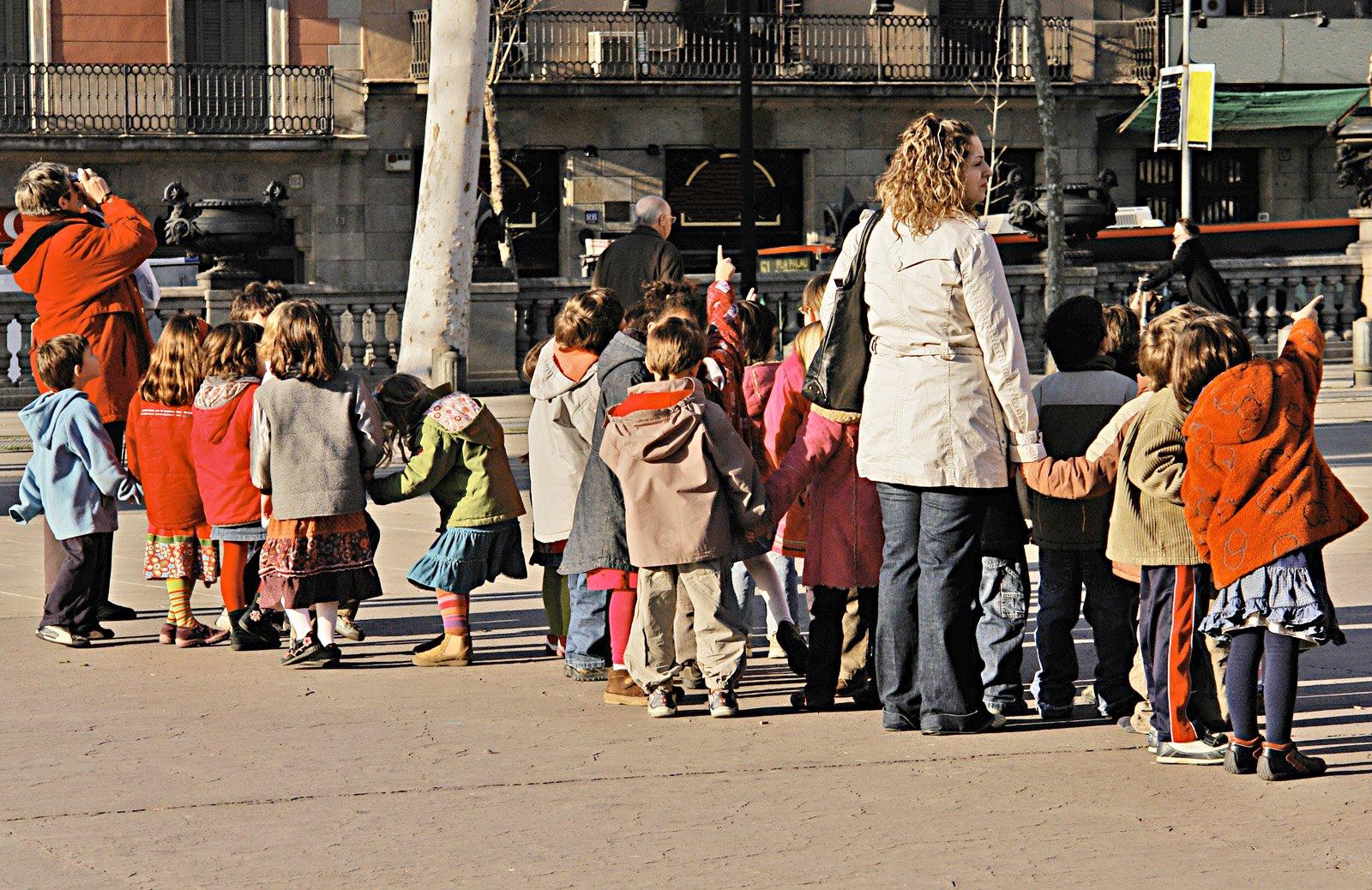 Beneficios de educar a los niños en la solidaridad