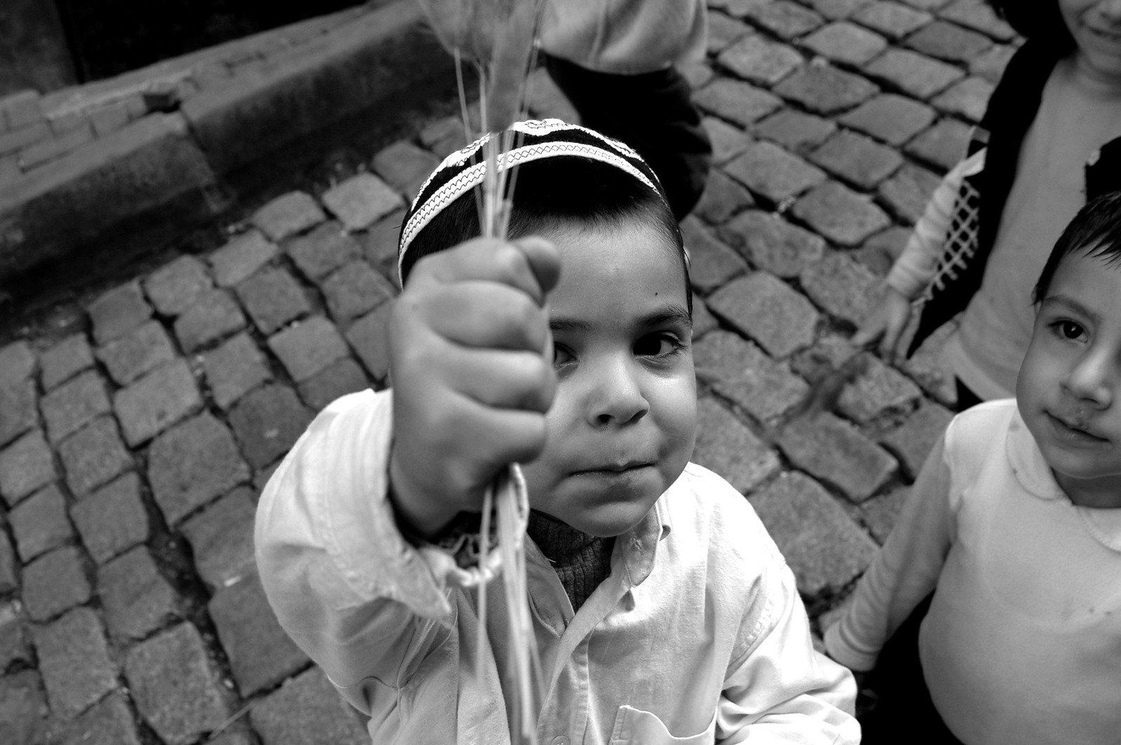 Cómo educar a los niños en la solidaridad