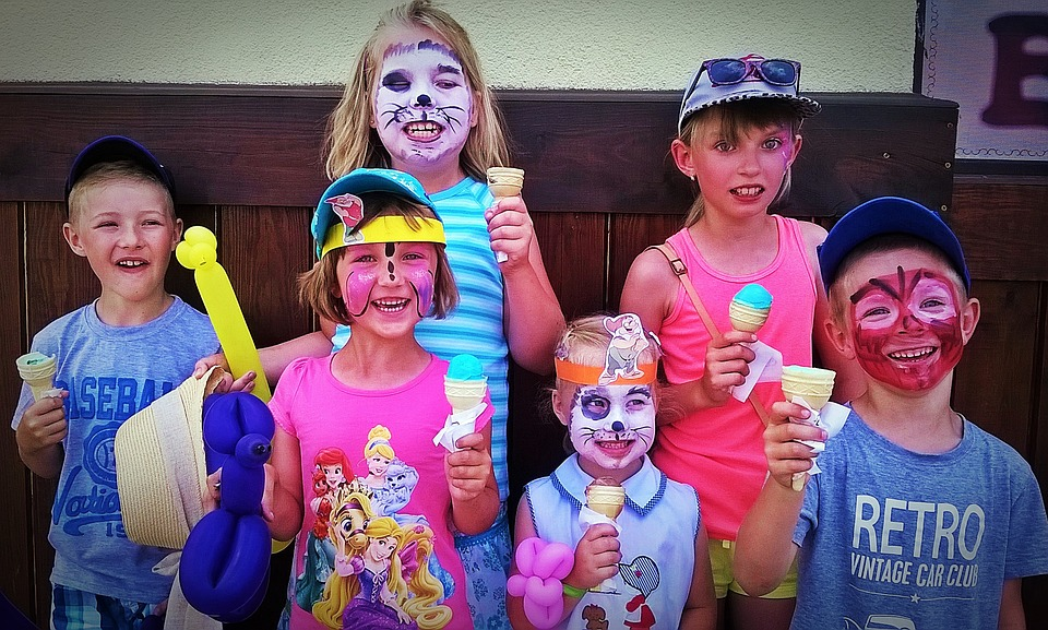 Actividades originales para fiestas infantiles-Que produzcan reacción