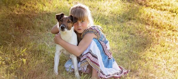 Ventajas de tener una mascota en la educación del niño