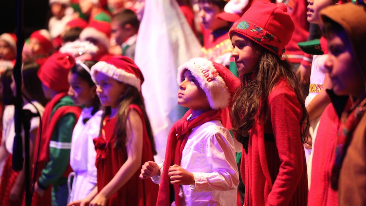 Fiestas de Navidad en el colegio divertidas-villancicos