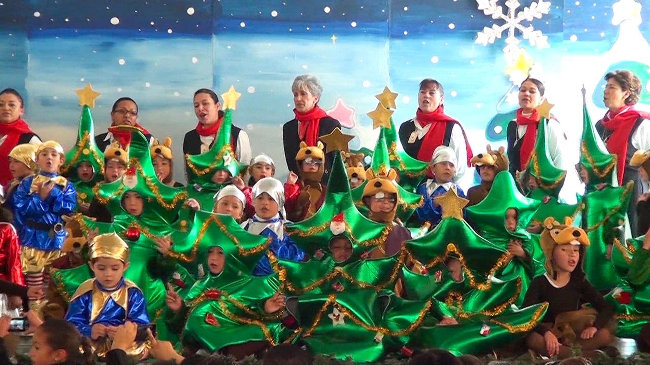 Fiestas de Navidad en el colegio divertidas