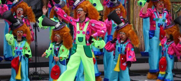 Fiestas de carnaval para niños